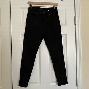 Banana Republic Factory High Rise Petite Jeans